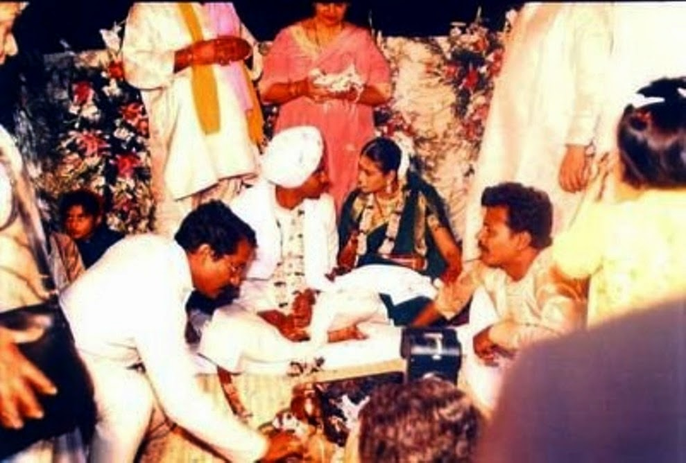 Kajol And Ajay Wedding Pictures