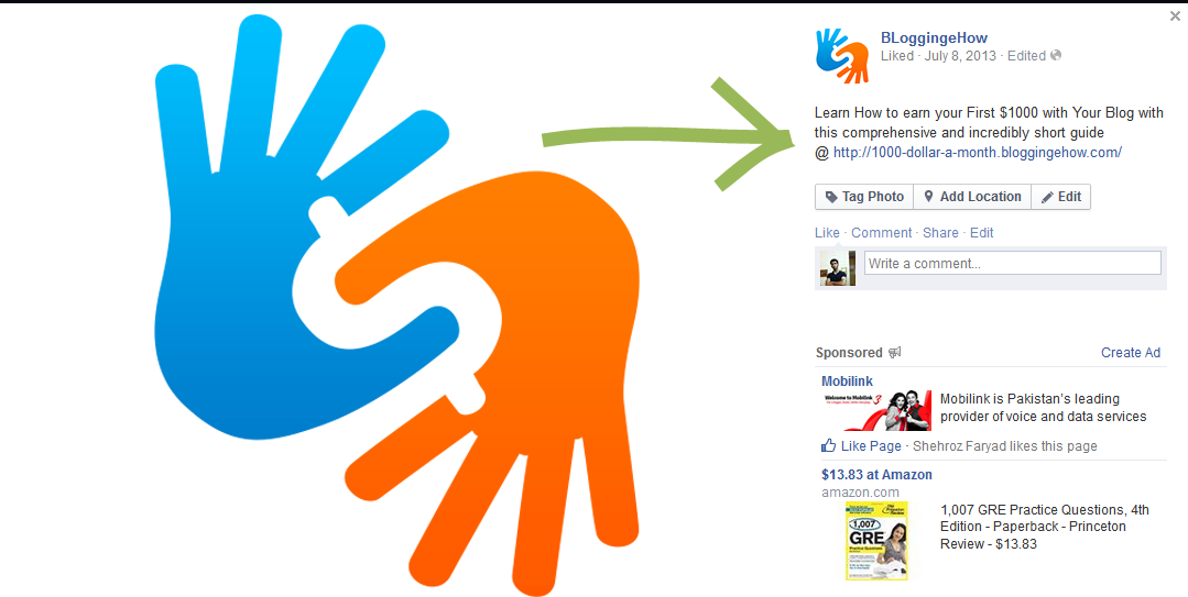 Facebook likes funnel how to get 80 subscription optins facebook logo description fandeluxe Images