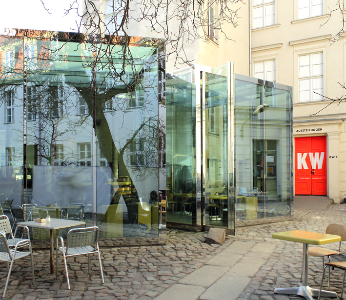 hinterhof cafe