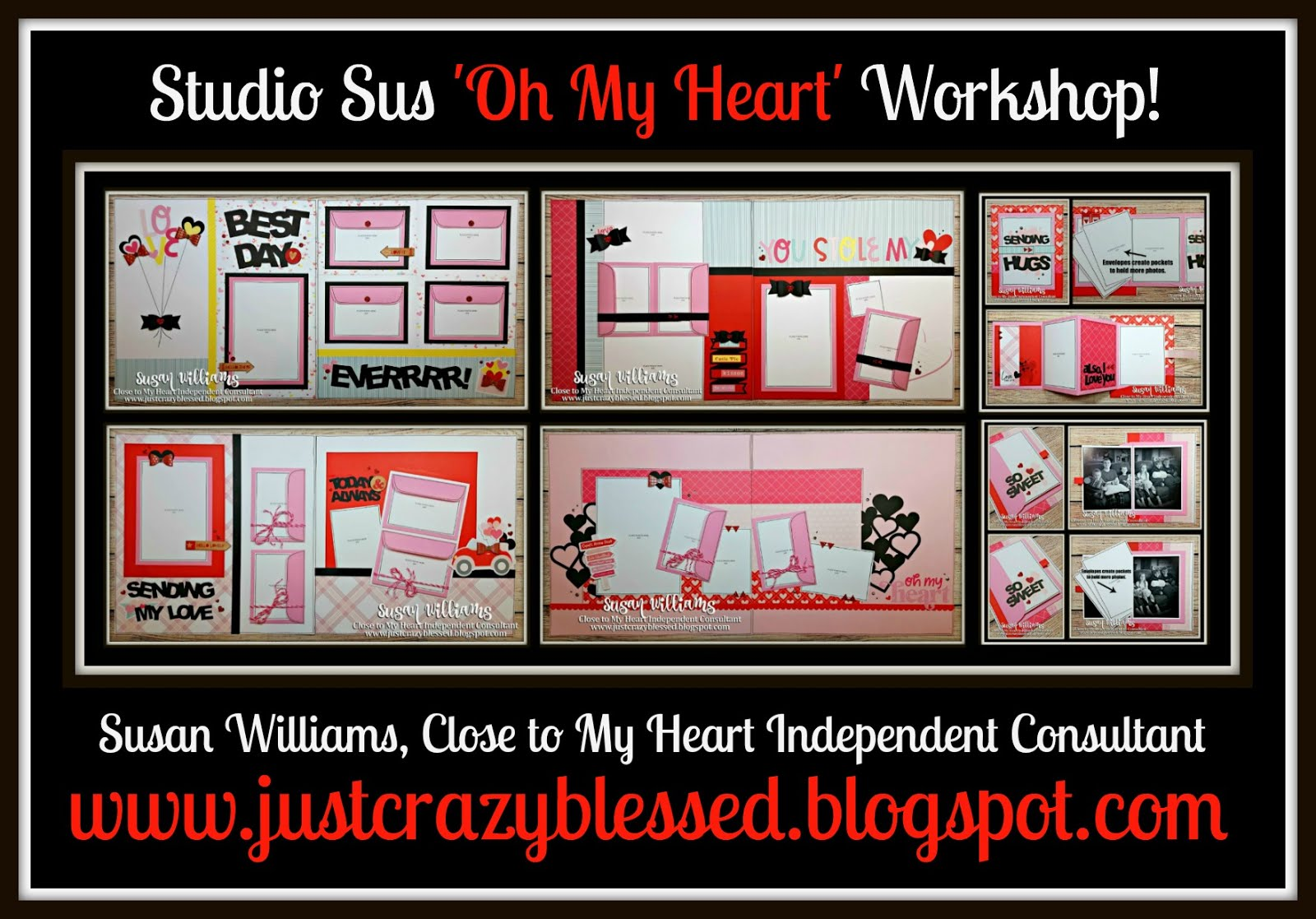 'Oh My Heart' Workshop!