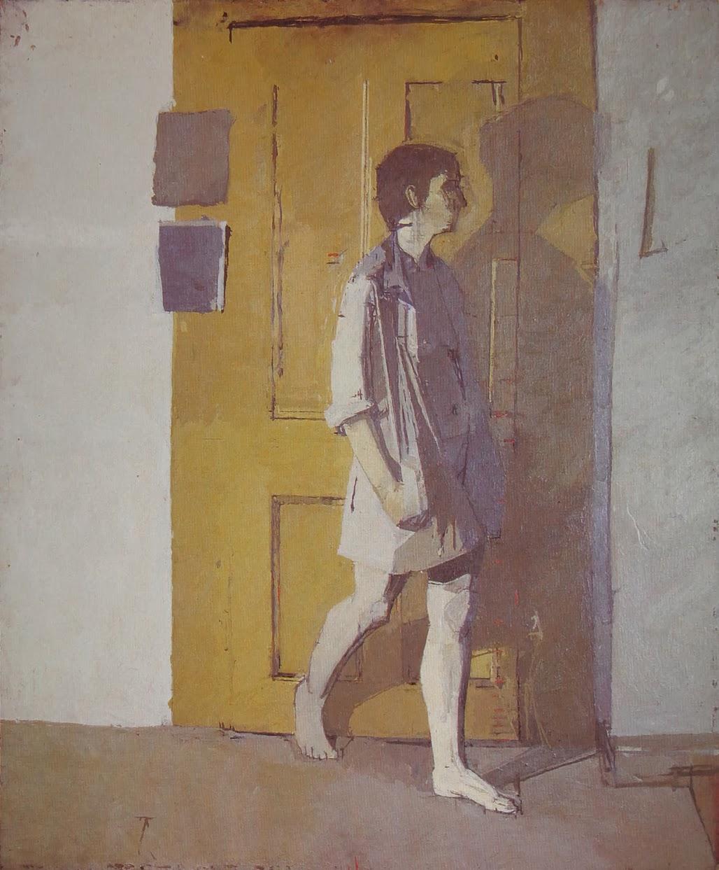 painting, figure painting, euan uglow, uglow