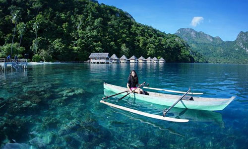 tour in Maluku