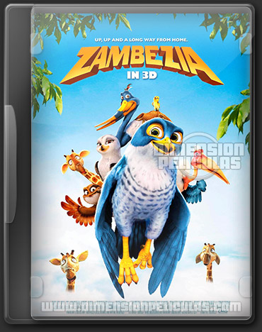Zambezia (DVDRip Español Latino) (2012)