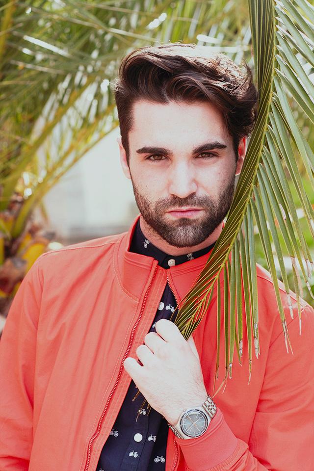 parc monrepos Lausanne retro outfit smira-fashion Stéphane Mirao