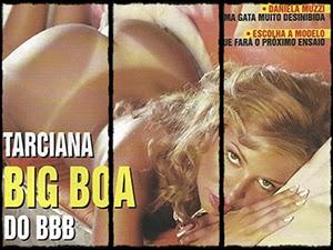 Tarciana Mafra Nua Na Revista Sexy Premium