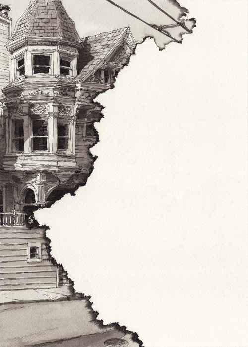 13-Paul-Madonna-Architectural-Drawings-from-The-Eviction-Series-www-designstack-co