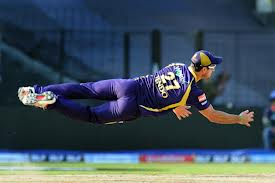 Ryan ten Doeschate fielding