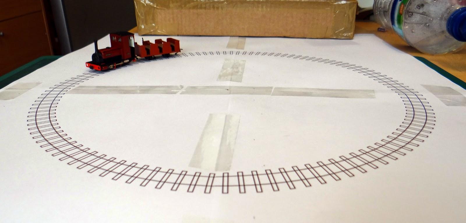 Ausgezeichnet Ho Skala Track Vorlagen Fotos - Entry Level Resume ...