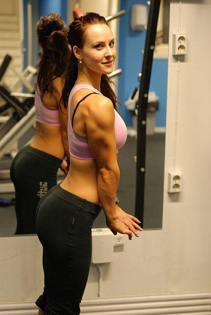 Silje Mariela - female fitness models