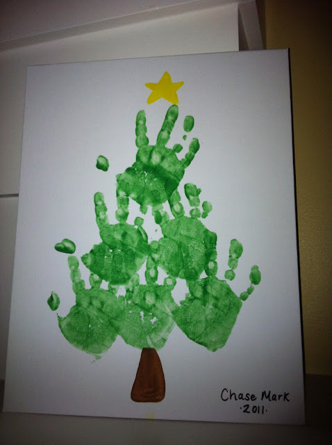 The buente family what i love wednesday christmas crafts for Christmas tree arts and crafts