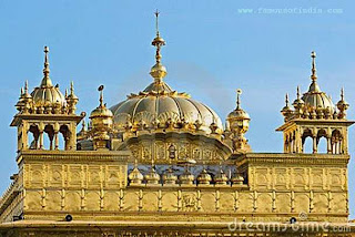Amritsar Golden Temple of India hd picture