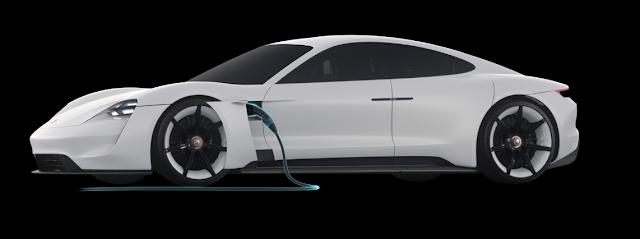 """""""Mission E"""", el próximo Porsche 100% eléctrico"""