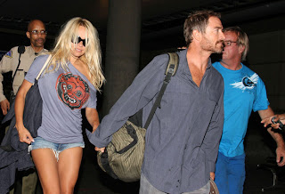 Pamela Anderson Boyfriend