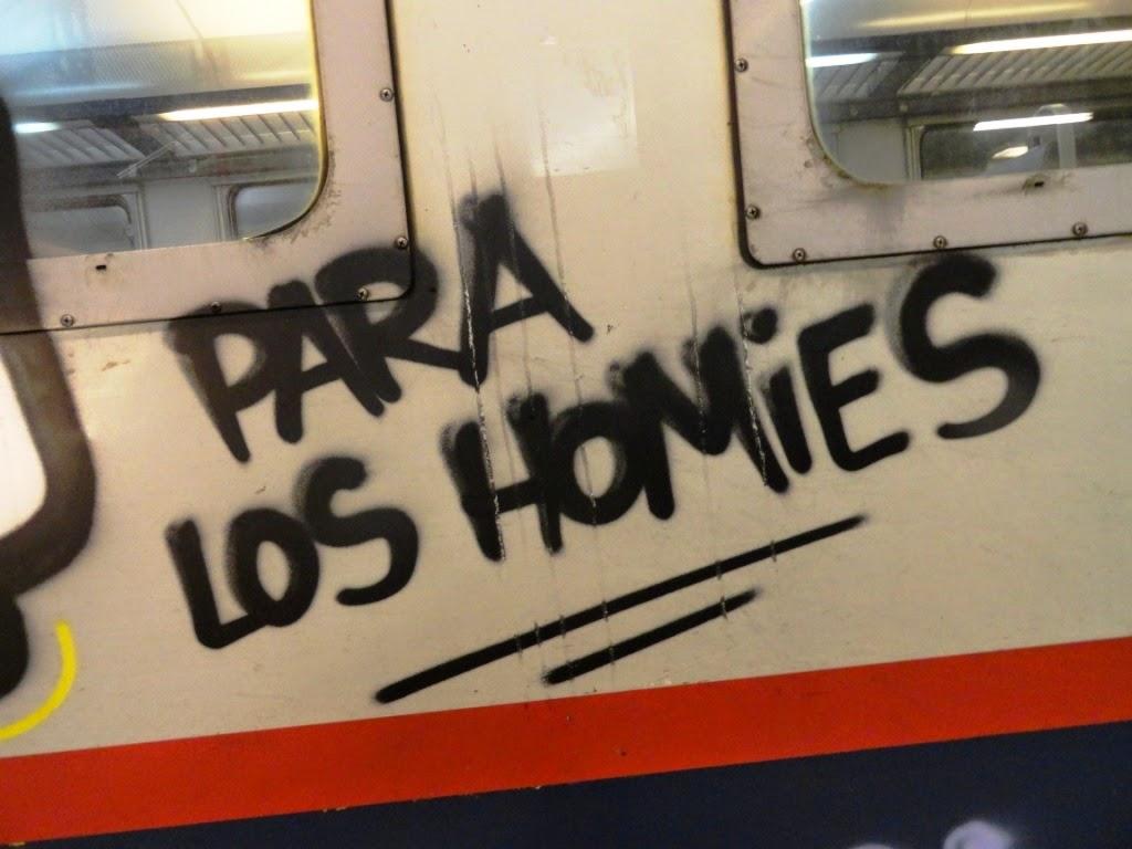 PARA LOS HOMIES