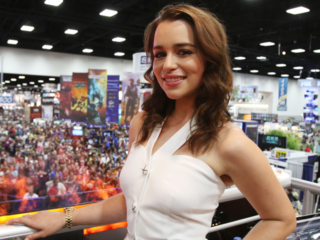 emilia clarke actress profilebio and photos