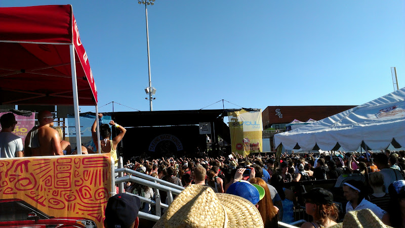 Are Cameras Allowed At Warped Tour