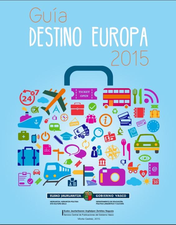 Guía Destino Europa