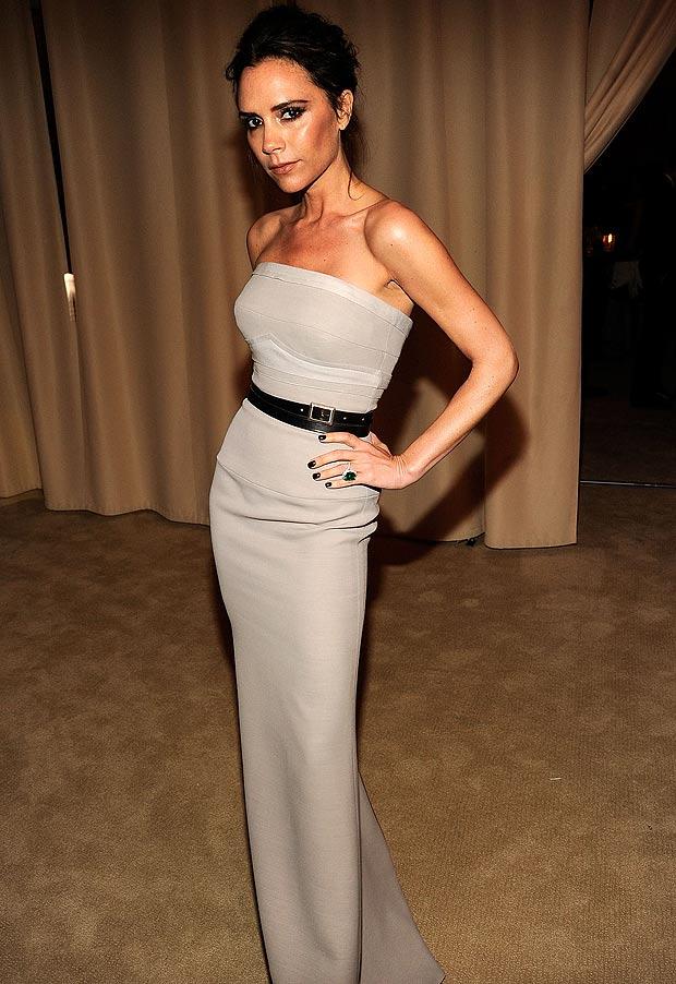 Victoria Beckham: I strip nude when Im designing clothes
