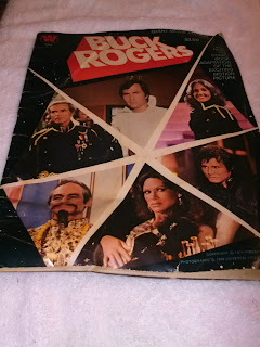 Buck Rogers Giant Movie book front cover