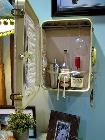 10 Ideas para Reciclar Maletas, II Parte