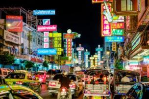 tempat surga kuliner ala chinatown bangkok