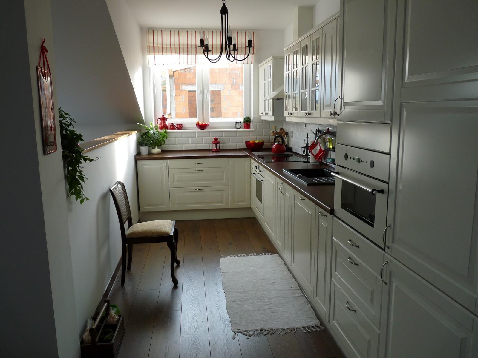 Kalinkowo Moja Biała Kuchnia Z Ikei