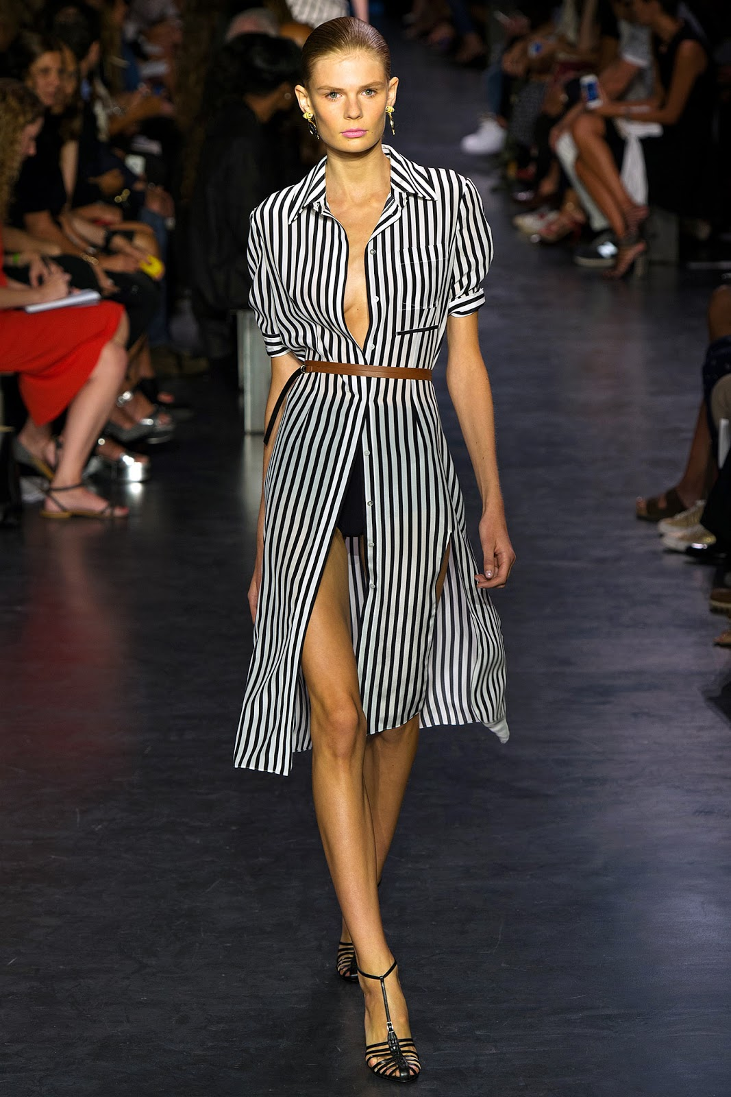 spring/summer 2015 trends / shirtdress / history of shirt dress / altuzarra spring 2015 / via fashioned by love british fashion blog