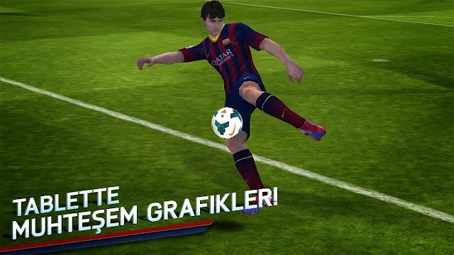 Android FIFA 14 Apk resimi 6