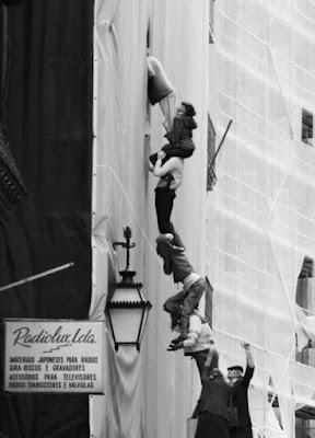 Diez curiosas fotografías antiguas en blanco y negro