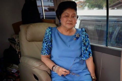 Imelda Marcos wants her son to run for president in 2016