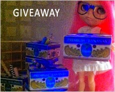 Anna's giveaway