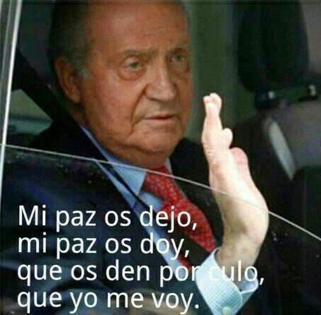 Chiste Abdicación Rey Juan Carlos