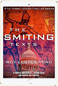 (SERES) THE SMITING TEXTS. A clash of superpowers... ancient Egypt and modern America