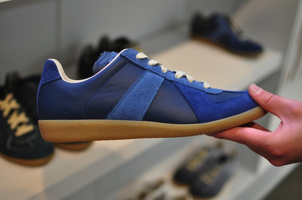 Replica sneakers - Blue Maison Martin Margiela MpFxneeJ