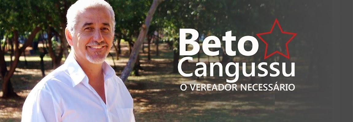 BETO CANGUSSU