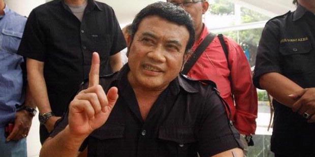 Rhoma Irama Siap Jadi Calon Presiden Indonesia Periode 2014 - 2019