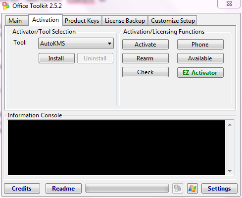 office 2010 activation tool
