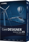 Corel DESIGNER Technical X5