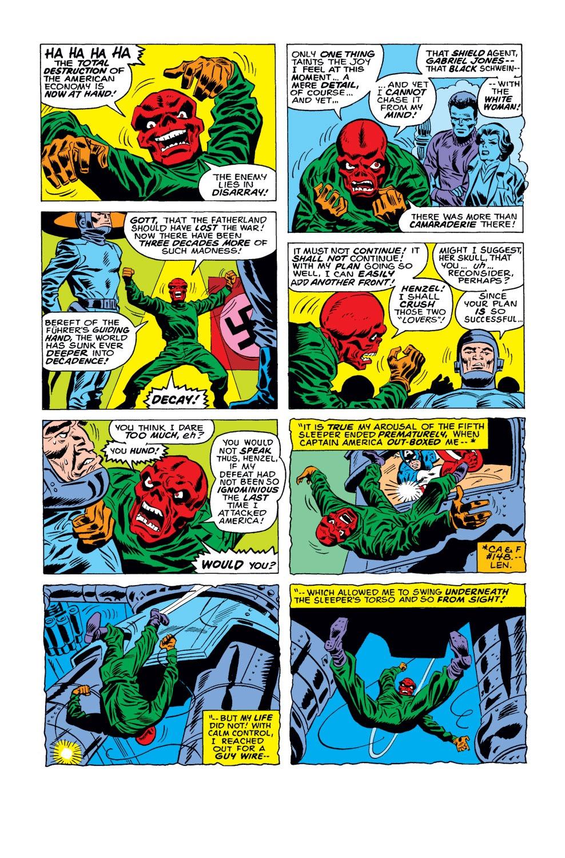 Captain America (1968) Issue #185 #99 - English 5