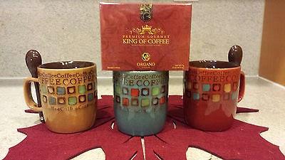 Thực phẩm chức năng Premium Gourmet King of Coffee Organo Gold