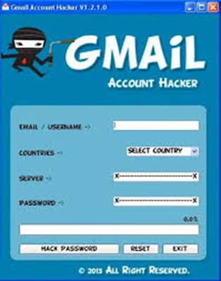Gmail Password Hacker Pro V15.4.1 Latest Version Free ...