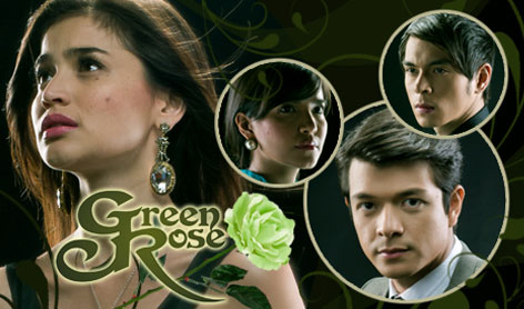 Green Rose Pinoy Version