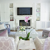 Inspiration For Today * Inspiração do Dia - Pastels Living Room