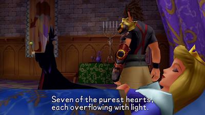 Kingdom Hearts Birth By Sleep Maleficient Aurora Terra