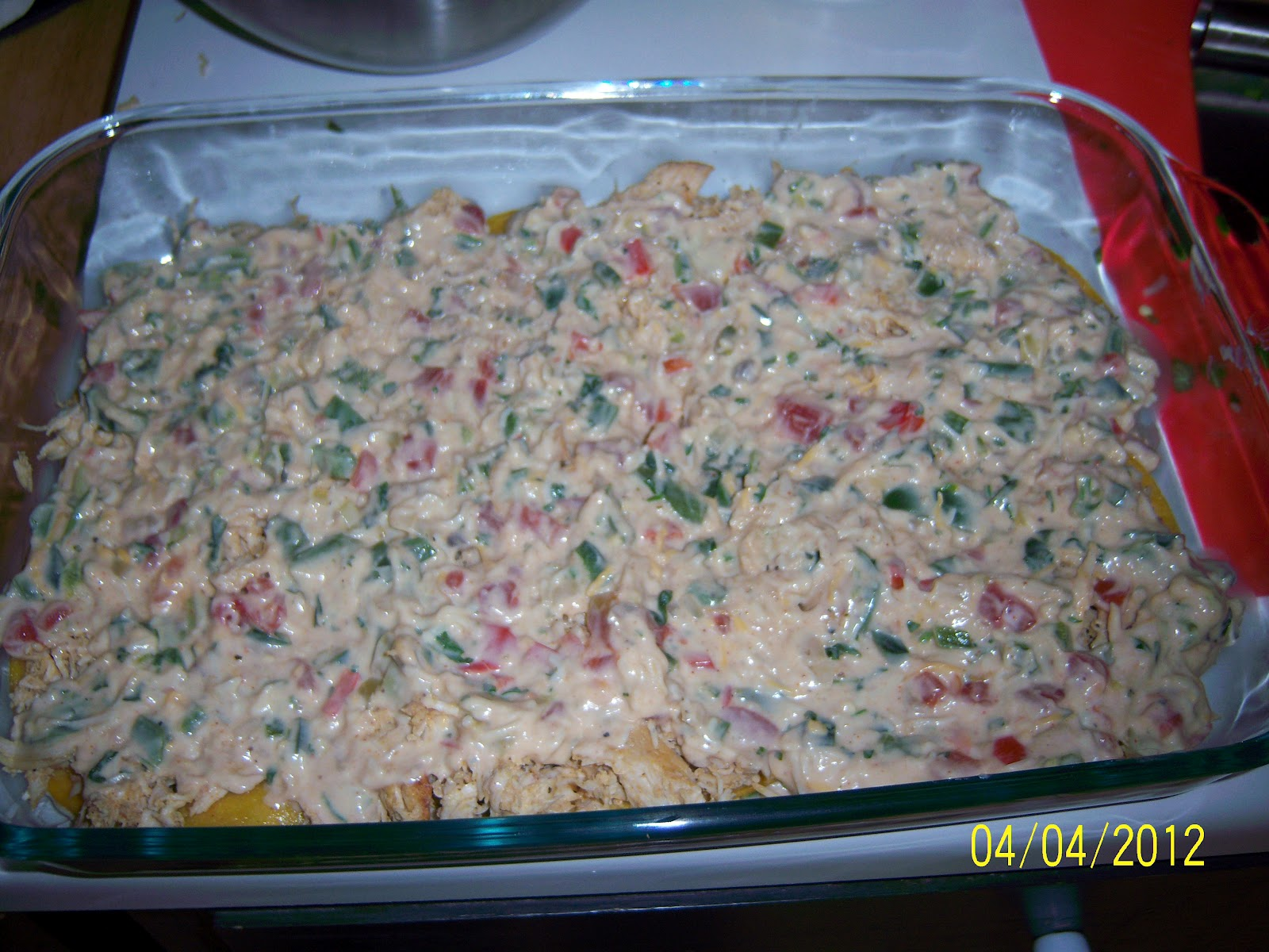 ... of the best thing I ever made: King Ranch Chicken Casserole