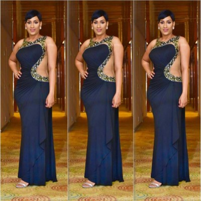 Juliet Ibrahim's stunning outfits as she hosts #GloCAFAward