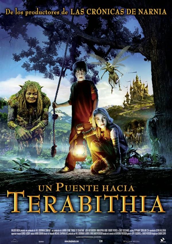 Reseña de Puente hacia Terabithia (Katherine Paterson)
