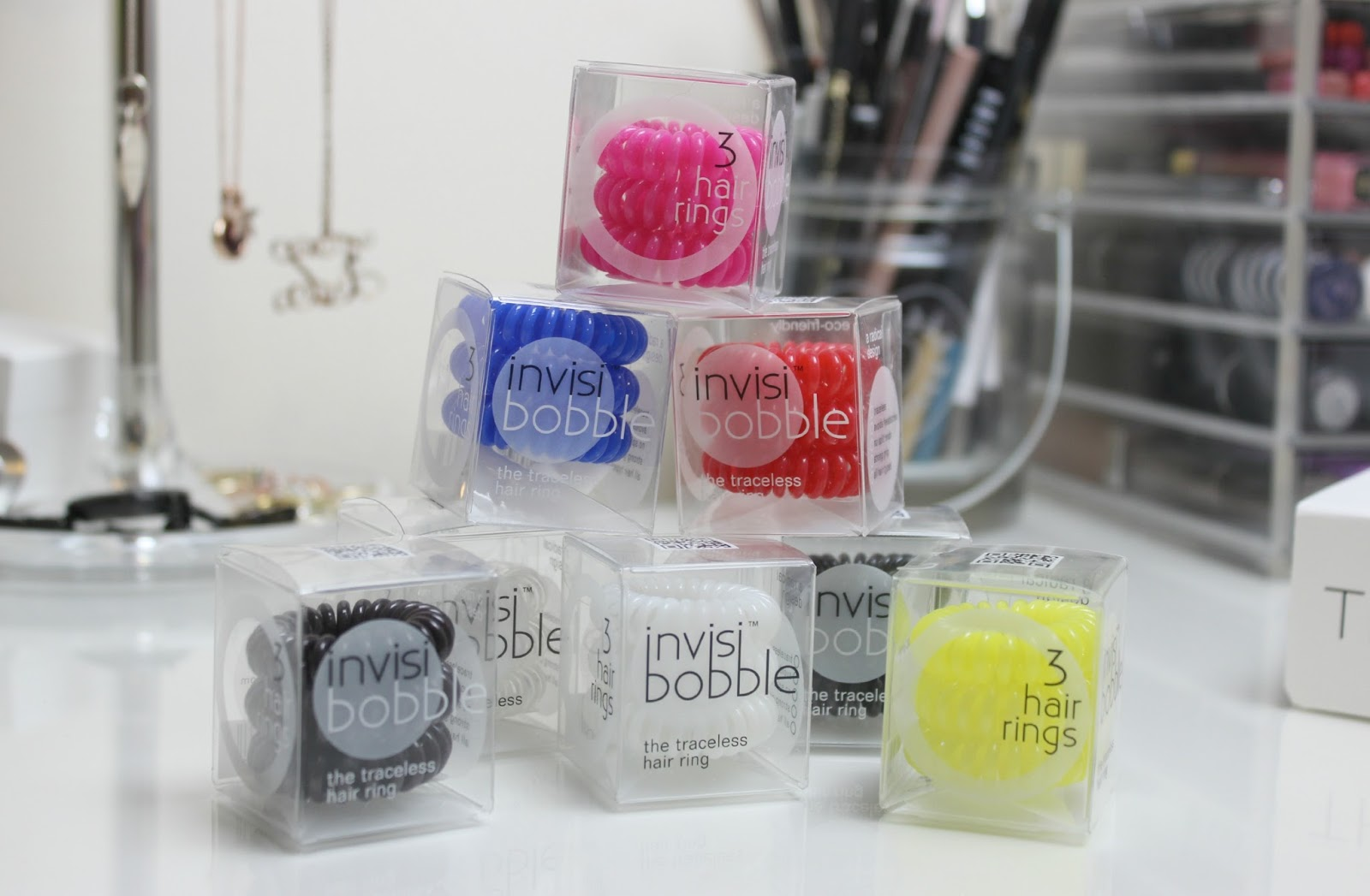 A picture of Invisibobble Traceless Hair Ring