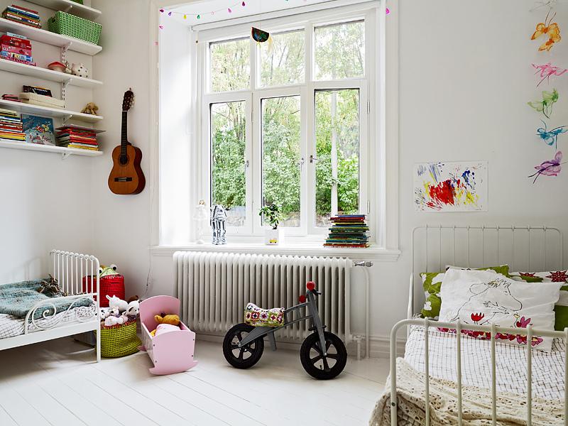 La habitación adecuada para mi bebé.