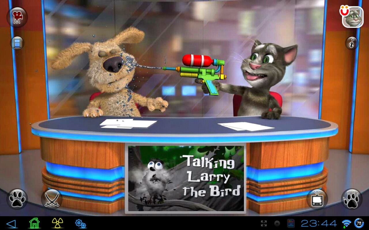 Talking Tom and Ben News Free 23 for Android - Download